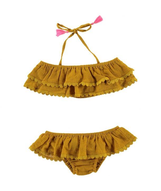 Bikini Chou mustard