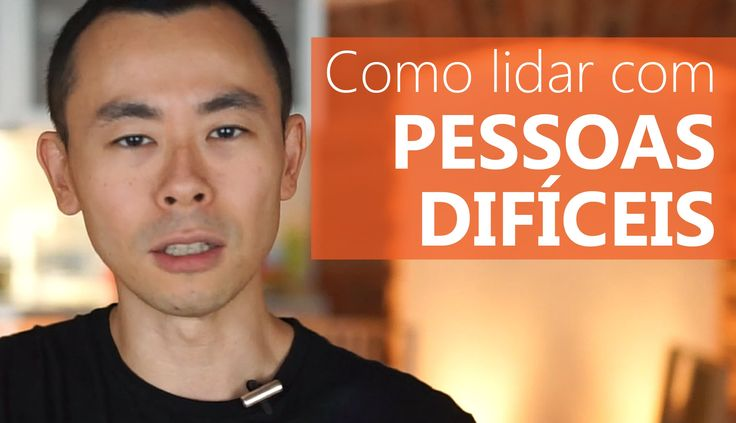 Lidando com Pessoas Difíceis - O Kit de Sobrevivência | Oi Seiiti Arata 14