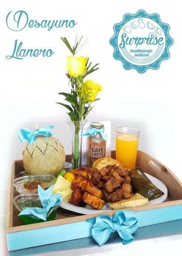 Desayuno Llanero surprise