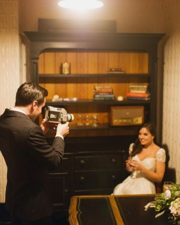 Wedding videographer: yes or no? What question to weigh when deciding whether or not to hire someone to record your big day.