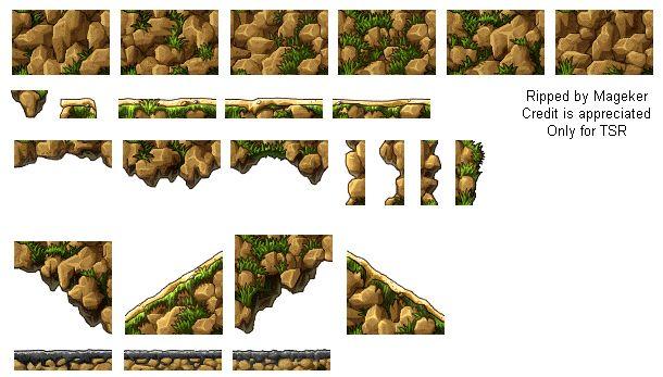 Kampung Village (Tiles)
