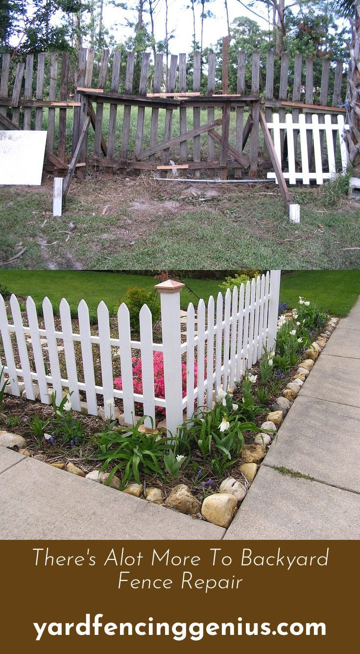 4 Ridiculous Ideas Can Change Your Life White Fence Around Pool