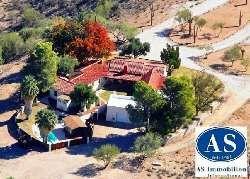 Immobilien USA  Wickenburg Haus kaufen Super Haus (Ranch) mit Gästehaus und Pool auf 80.000 m² Land (teils-Bauland) zu verkaufen!
