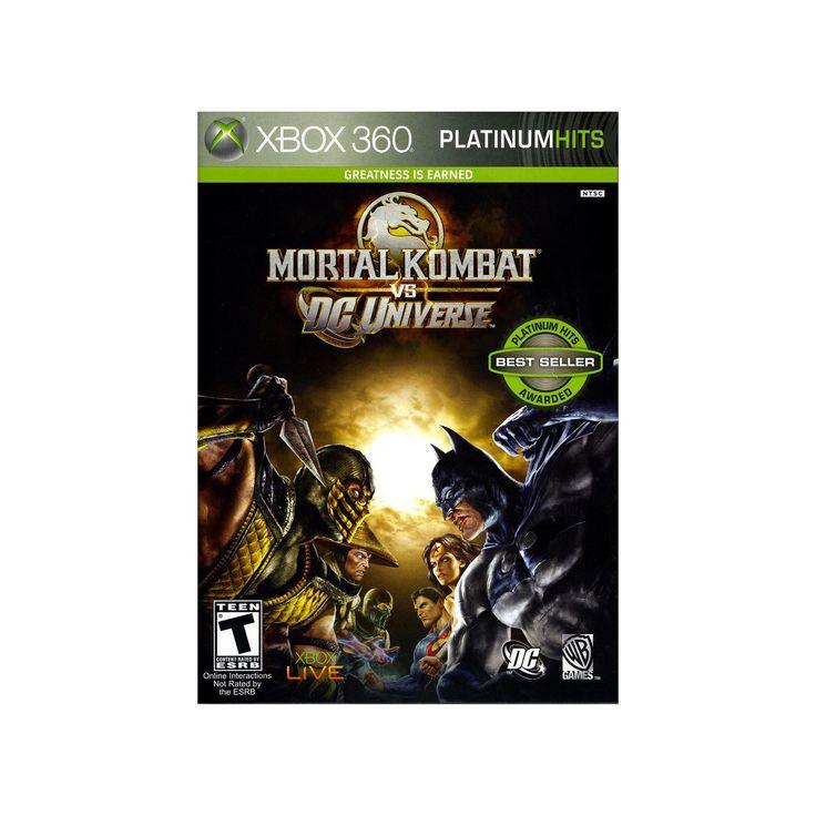 Mortal Kombat vs. DC Universe for Xbox 360, Multicolor