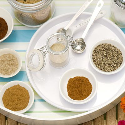 Create a Signature Dry Rub | Follow this simple, four-step method to create your own signature dry rub. | SouthernLiving.com