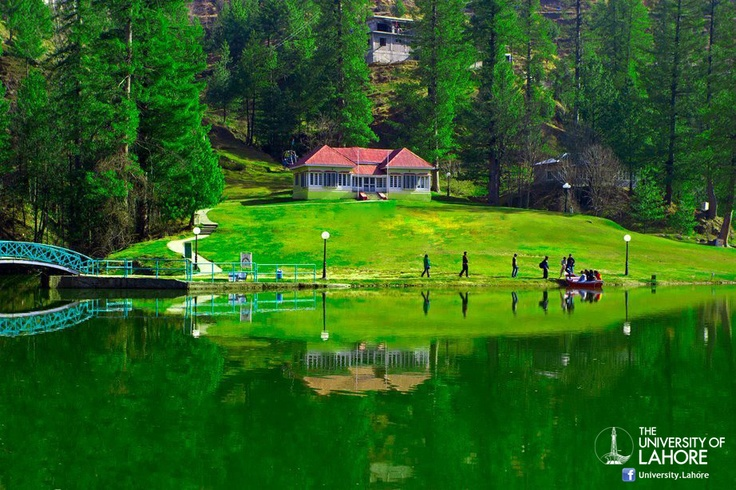 Beautiful Pakistan Banjosa Lake Azad Kashmir Lp It 39 S An Artificial Lake And A Tourist