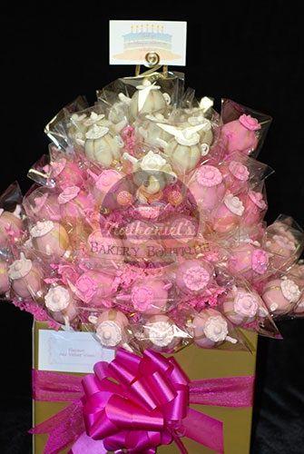 Cake Pops Bouquet