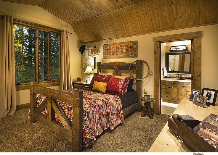 Cowboy Bedroom Dream Home Pinterest