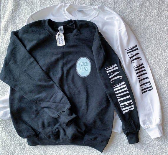 Mac Miller Circles Crewneck Sweatshirt | Etsy | Mac miller clothing, Crew  neck sweatshirt, Sweatshirts