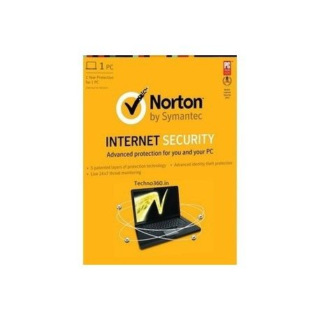 Symantec Norton Internet Security 2013 - 1PC Download  Condition New  Neutralize online identity thieves ? it's the only way to shop surf and visit social networks without worry  $23.63