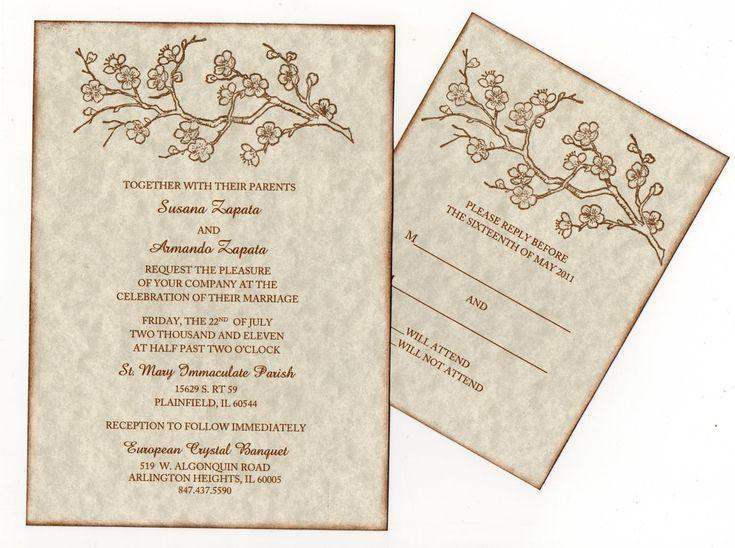Wedding Invitation Wording: Indian Wedding Invitation