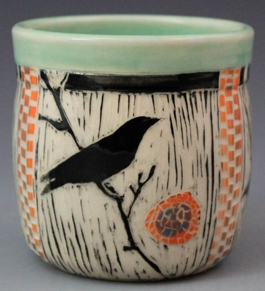 This Handmade Cup Was Made In Cambria Ca By Potter