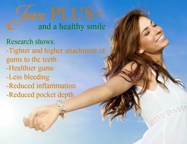 Juice Plus+ Health Research Findings www.GottaGetHealthy.com