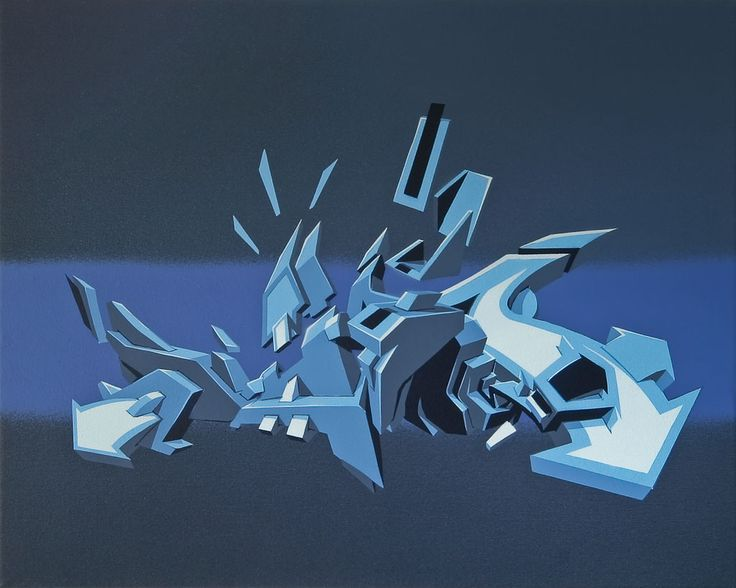 Styles on canvases – Imagegallery | DAIM | graffiti-art