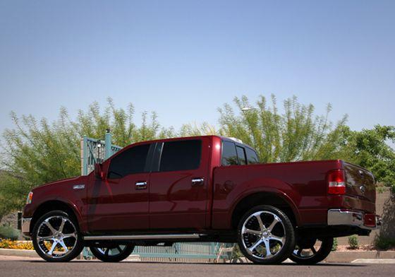 Pin By Jessie Willis On Bo Trucks Ford Trucks 22 Wheels