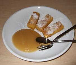 Rezept Grießschnitten - wie bei Mama von Caro TM31 - Rezept der Kategorie Desserts