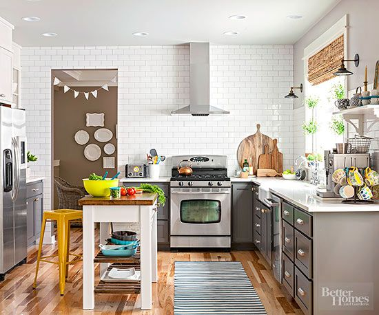 Get some inspo from these savvy kitchen remodeling updates.