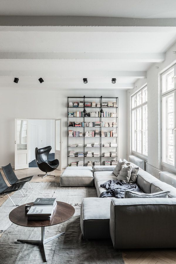 An amazing apartment in Berlin