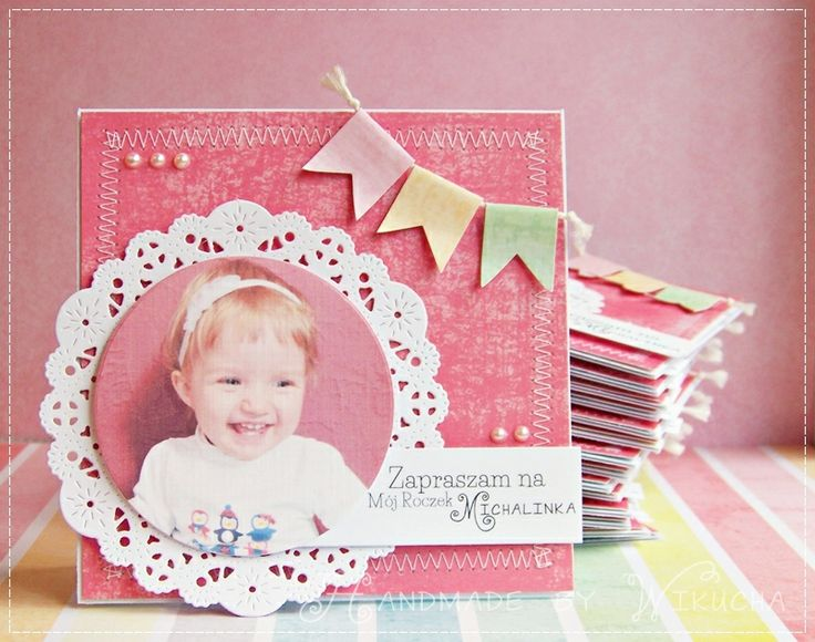 invitations for first birthday