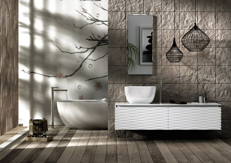 ALPABAGNO / MERATI Combining technology, style and design for #bathroom #space. Find out more here www.merati.com