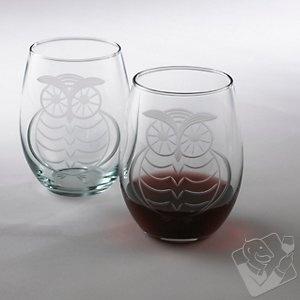 Hoo U Tumblers (Owl) at Wine Enthusiast - $19.95