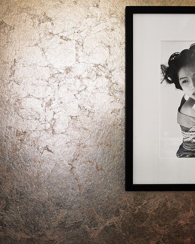 metallic wallpaper, MT015
