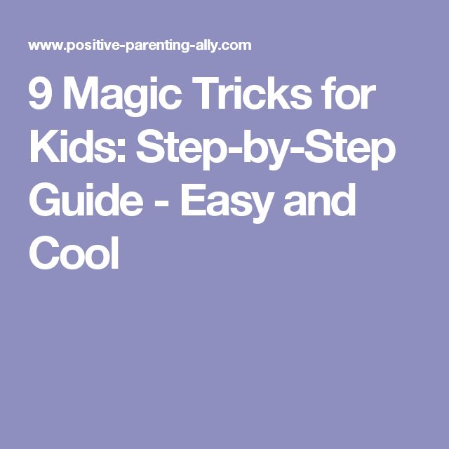 How to Do a Cool and Simple Card Trick: 4 Steps