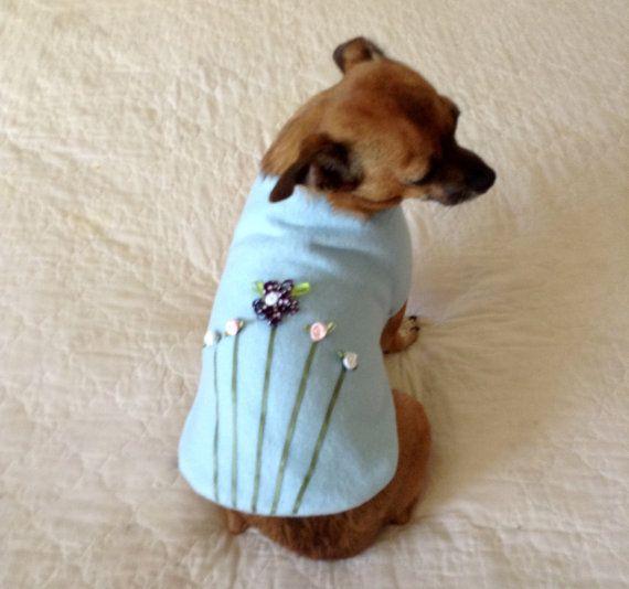Best 25+ Fleece dog coat ideas on Pinterest | Dog coat ...