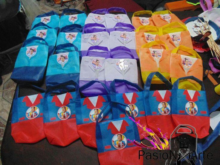 #Topa #juniorexpress #bolsita #bolsos #cumpleaños #fiesta