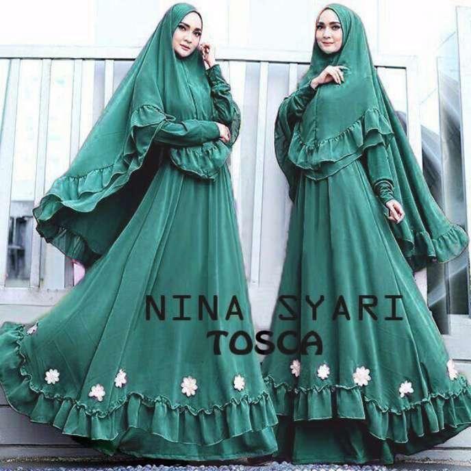 Baju Dongker Cocok Dengan Jilbab Apa