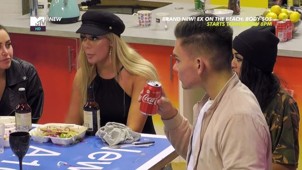 Geordie Shore shows booze in 8 out of 10 scenes amid calls for young people to be banned from watching