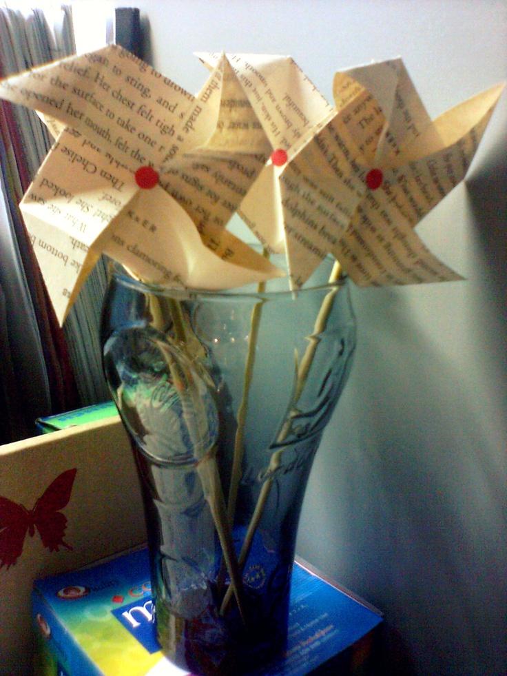 Windmills! ;)