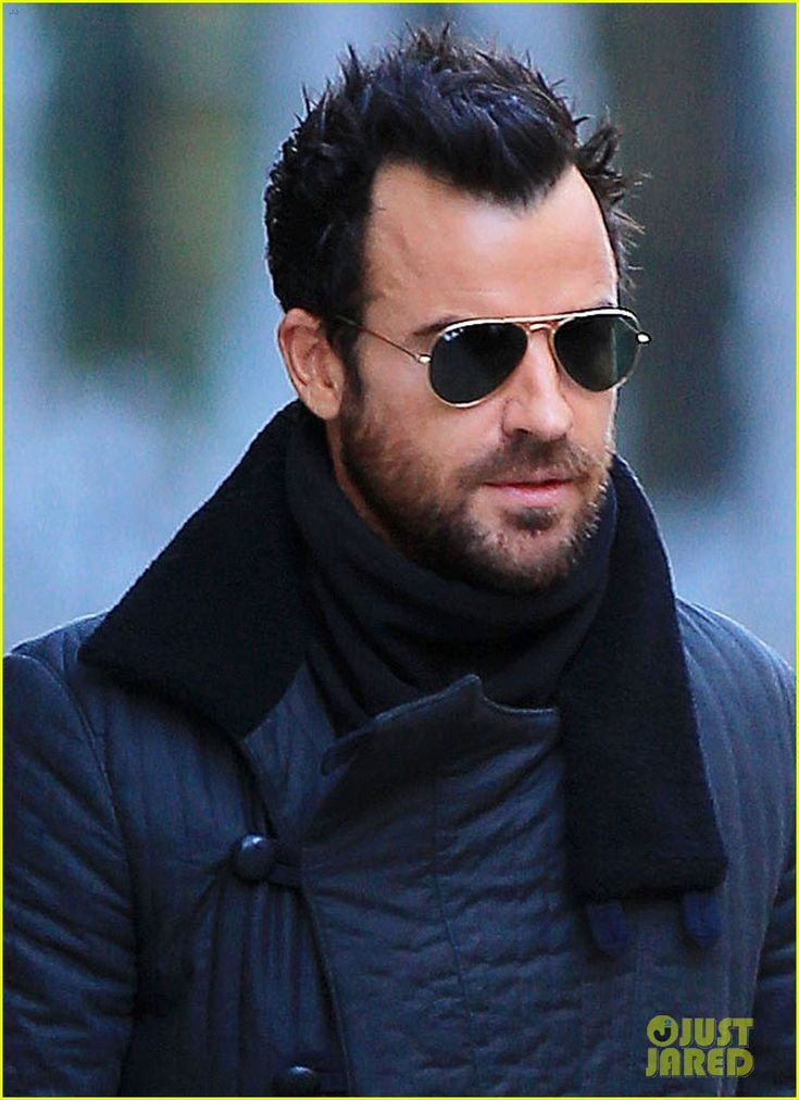 Celeb Diary: Justin Theroux in New York