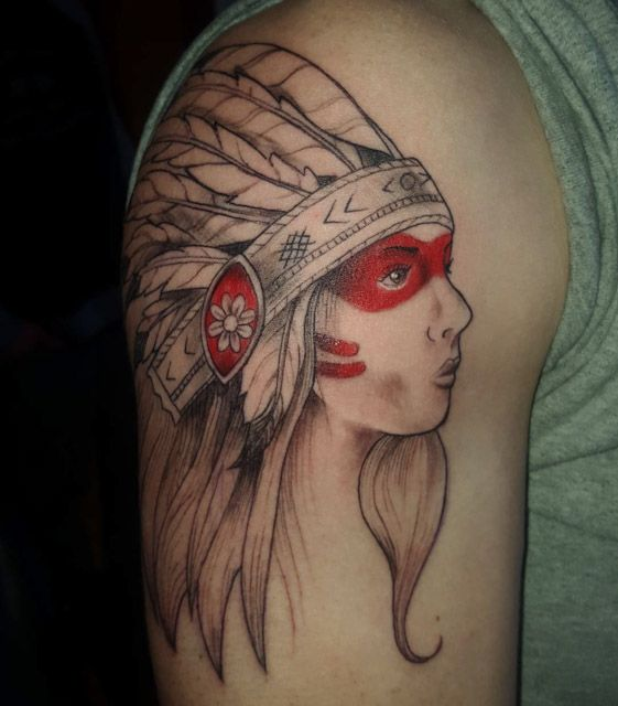 68 Best Images About Indian Tattoo On Pinterest