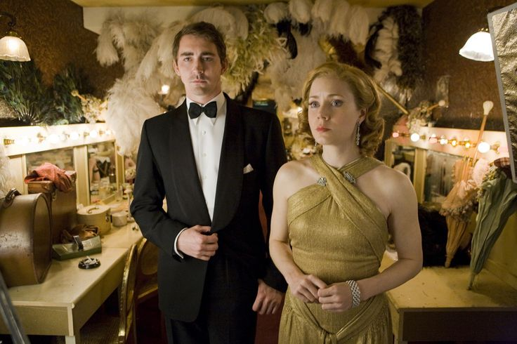 Lee Pace in Miss Pettigrew Lives for a Day (2008).