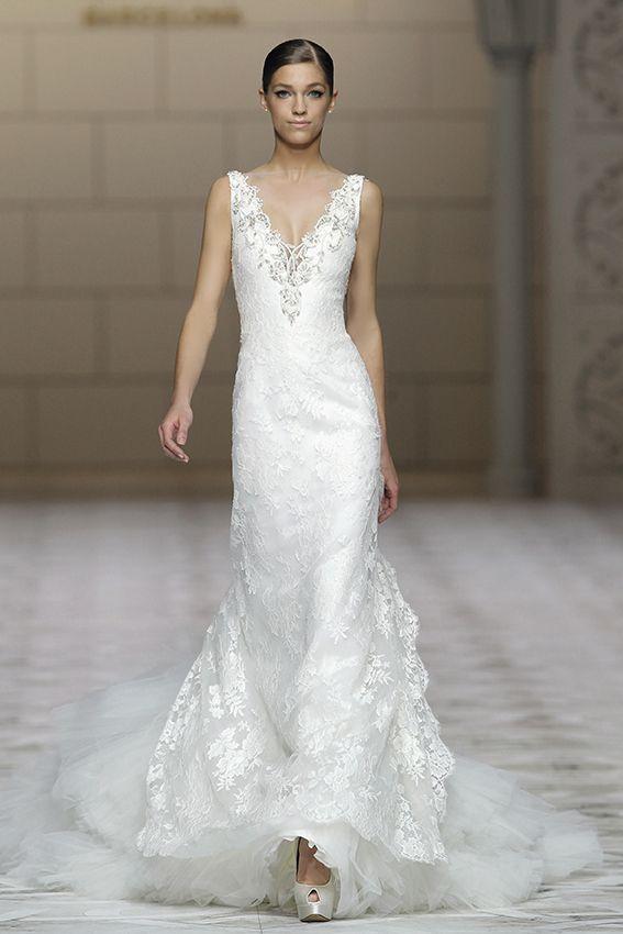 74 besten BCN SHOW 2015 Bilder auf Pinterest | Hochzeitskleider ...