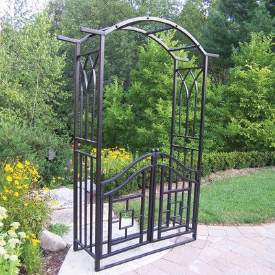 Arbors And Trellises | Wayfair   Buy Garden Trellis, Arbor, Garden Arches  Online
