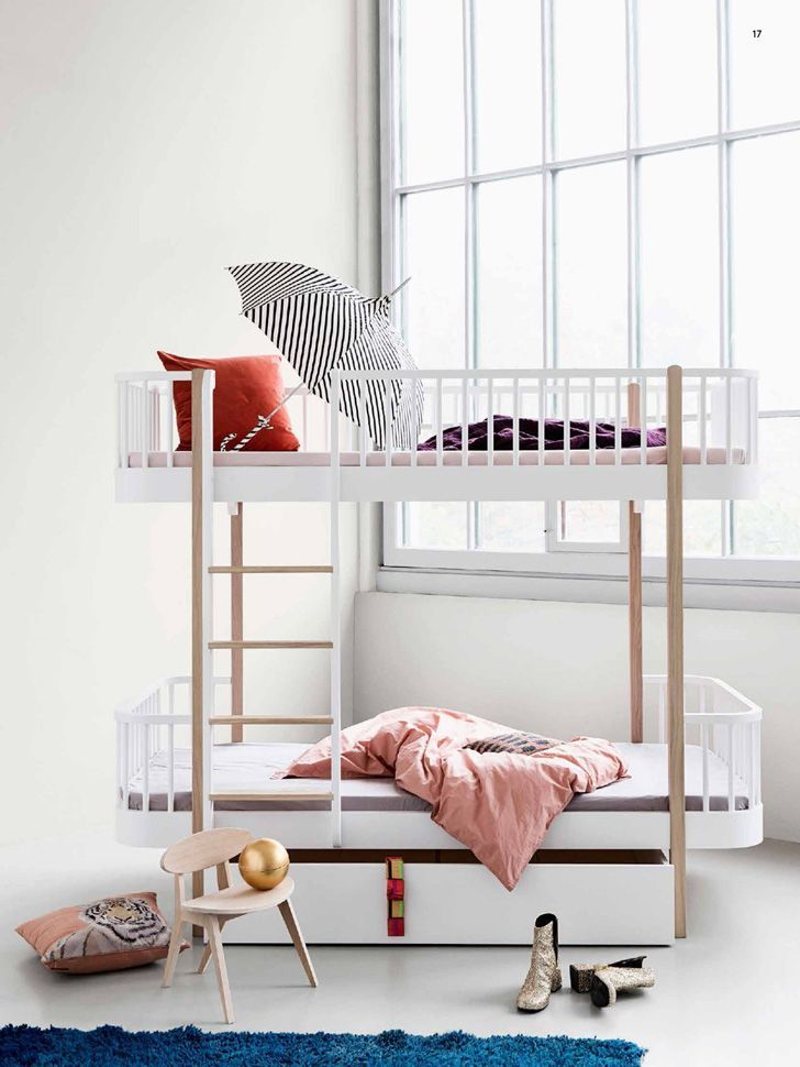 New kids' furniture by Oliver Furniture have been on our favourite list for a long time and now we have novelties! Discover this timeless Scandinavian style furniture with simple and elegant lines. There are two collections, Wood Collection, white furniture with some natural wood touches and Seaside which is completely white. Two simple and versatile […]