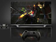 Nvidia's Gamestream initiative to bring PC titles to the big screen Piggybacking off the streaming feature of the Shield, Nvidia lays out its bid for living room gaming by combining its PC chips with its Android handheld.
