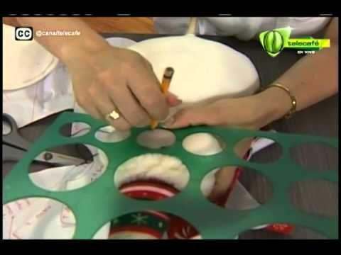 Espazio Ideal Cojín Decorativo 10 de noviembre 2014 Telecafé - YouTube