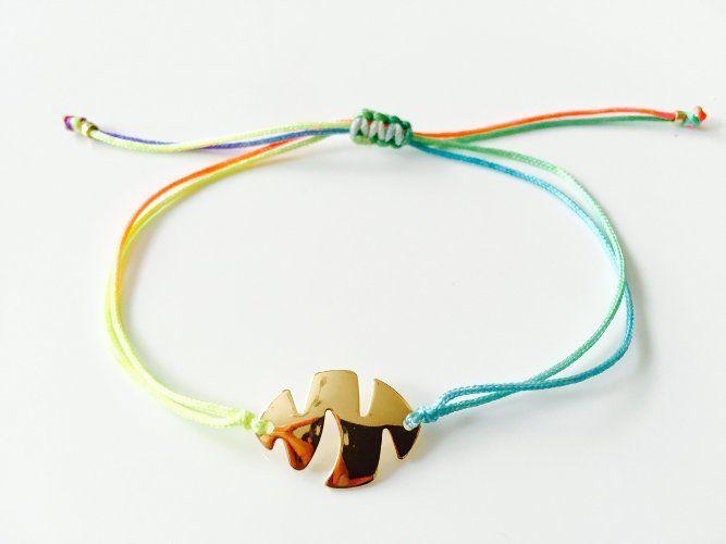 Friendship Fish charm bracelet