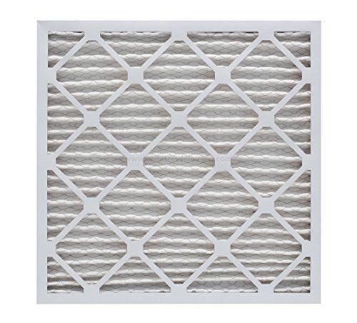 20X22X1 MERV 8 Air Filter (6 Pack) – O'Brien Clean Air Filters 20x22x1(Nominal Size) 19 3/4 x 21 3/4 x 3/4 (Actual)