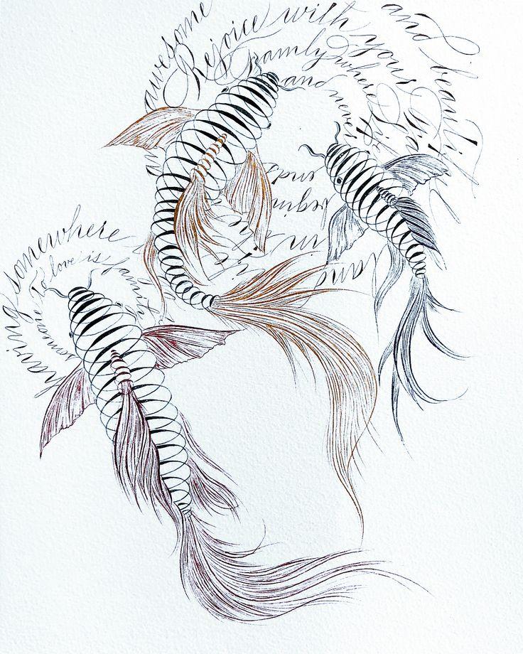 aridi calligraphia flourish 2