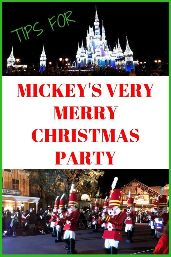 Is Mickey\u0027s Very Merry Christmas Party Worth It For Your Family