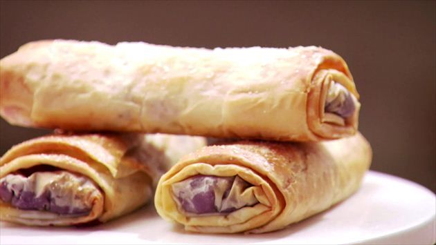 http://www.foodnetwork.com/recipes/claire-robinson/blueberry-strudels-recipe.html