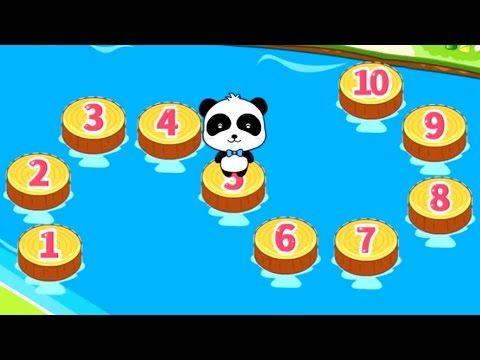 Tudjon Matek & csíraszámú kiegészítés által BabyBus Kids Games for Children Tipegő Óvodás