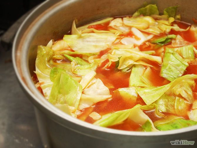 Soup diets to lose weight quickly