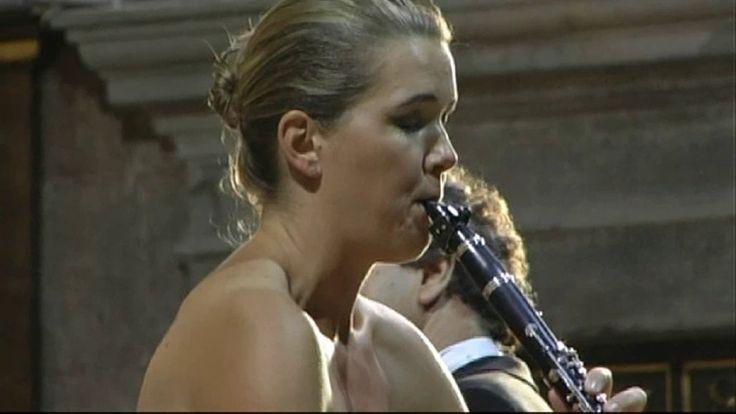 Mozart Clarinet Concerto KV 622, complete & live (Grofmeier/Sohm)