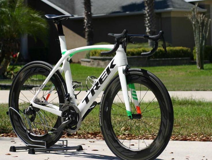 Trek Madone 9 : @runbikerun_fl Loves Road Bikes