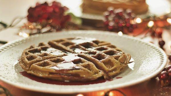 Wafel Roti Jahe Resep Waffle Dan Resep